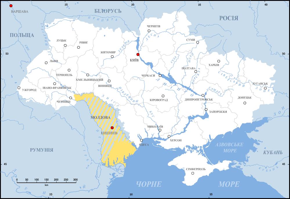 Ukraine-Bessarabia