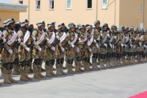 Afghan National Security Forces (Photo by Ministry of Interior Affairs of Afghanistan)