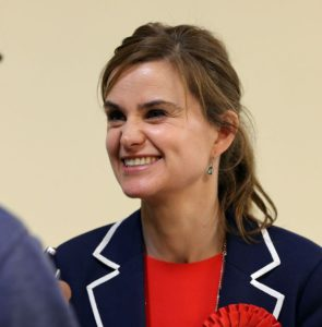 The late MP, Jo Cox. Source : The Examiner