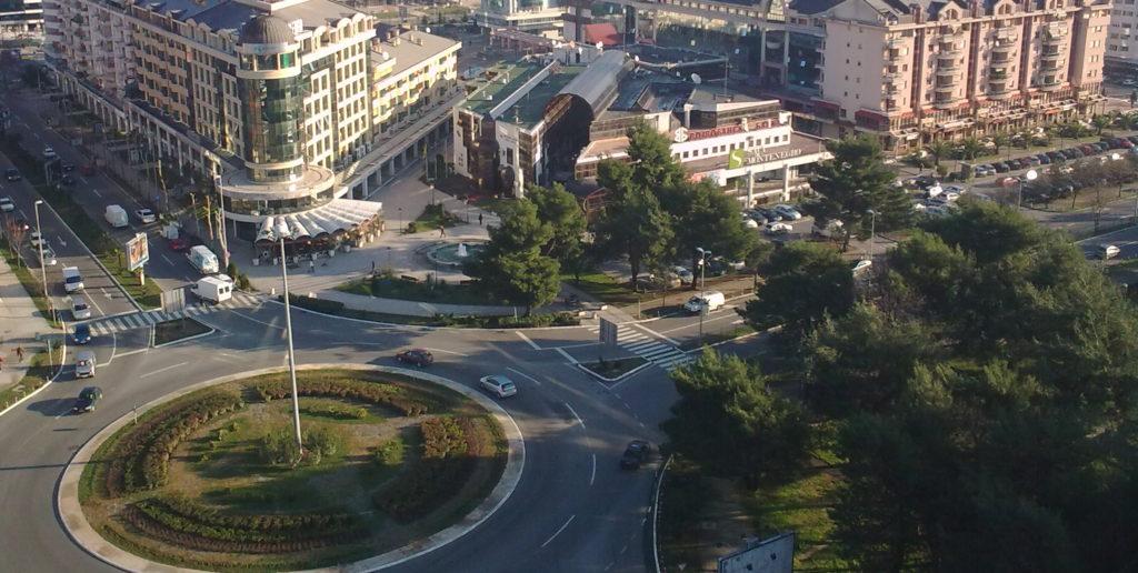 Podgorica - Capital of Montenegro (Image: en.wikipedia.org)