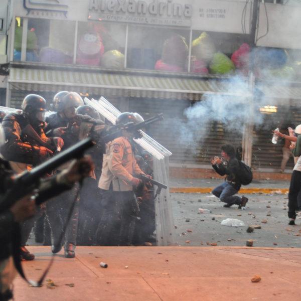 Venezuelan Food Riots