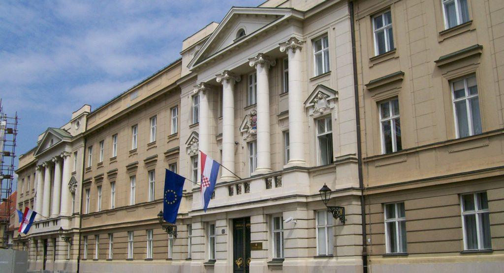 Sabor - Croatian parliament (Image: en.wikipedia.com)