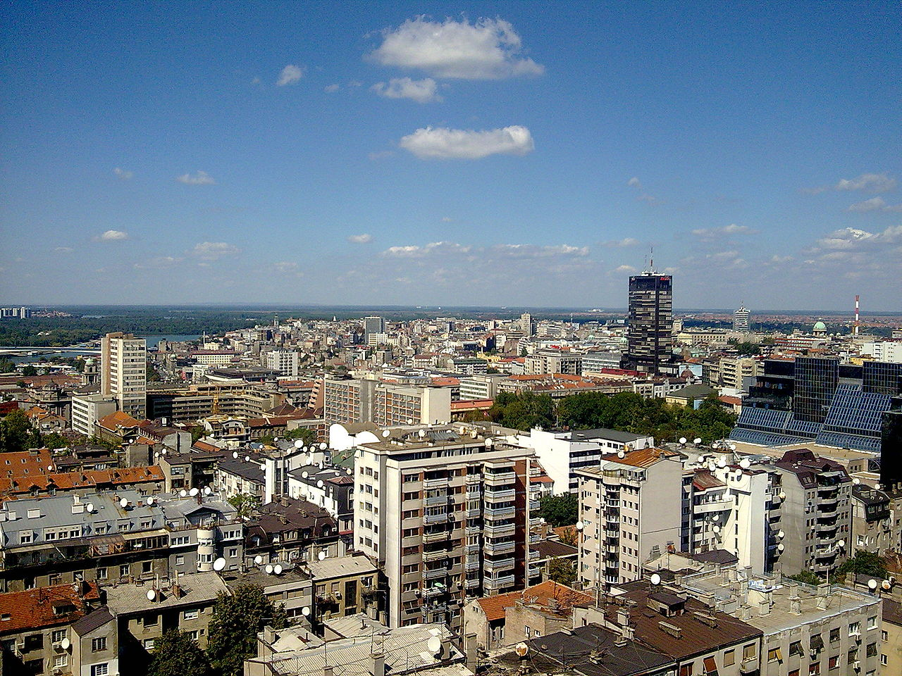 Belgrade (Image by Bobik/CC BY SA 3.0)