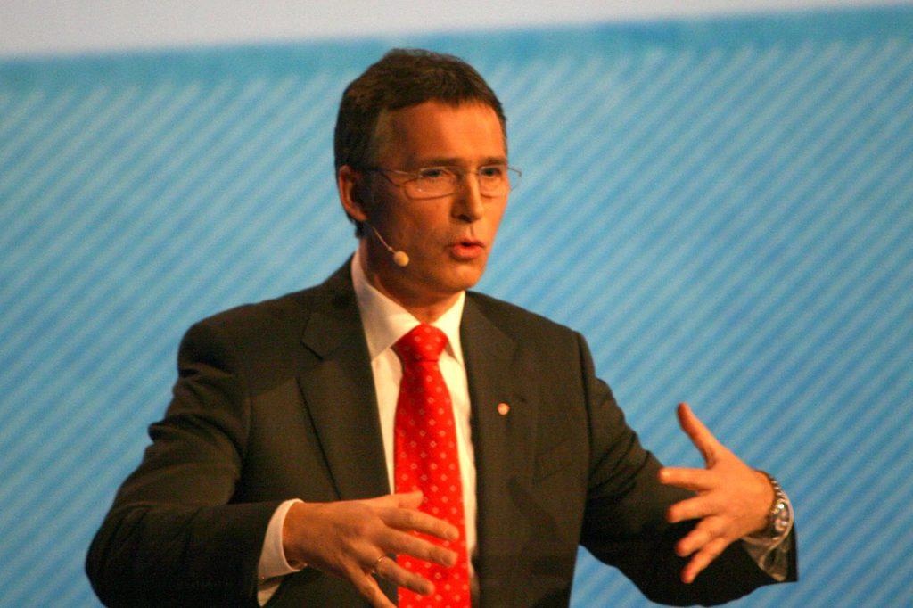 Jens Stoltenberg, NATO Secretary General (no.wikipedia.org)