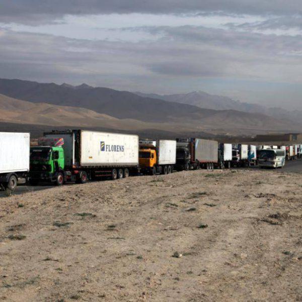 Food distribution truck robberies in Venezuela