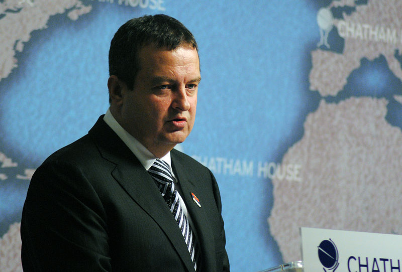 Ivica Dacic - Serbia and Croatia Declaration on improving relations