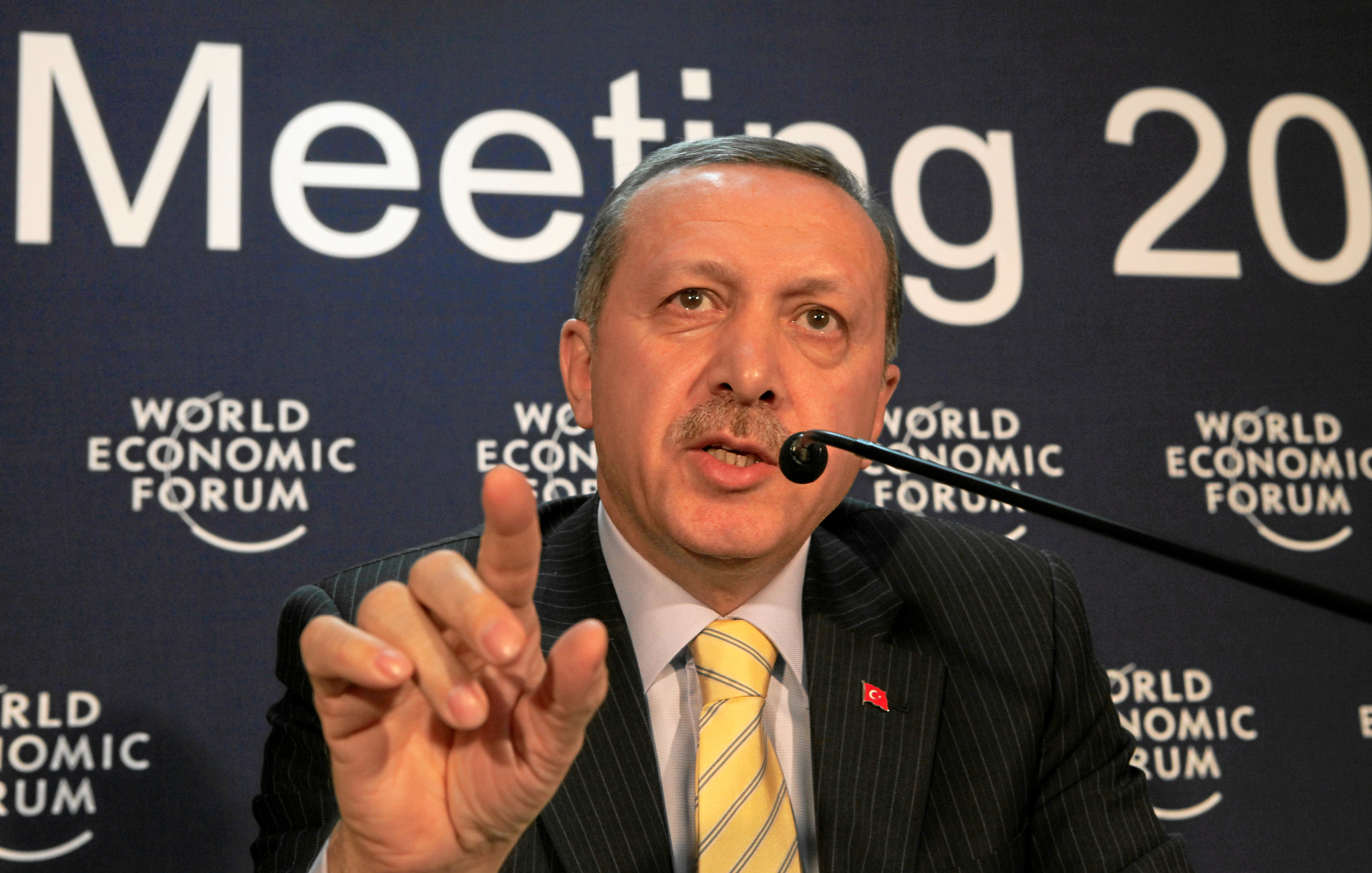 Recep Tayyip Erdogan (Image by Andy Mettler CC-BY-NC-SA 2.0)