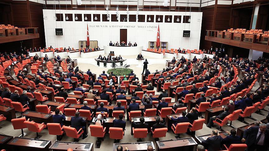 Turkish parliament (Image: en.wikipedia.org)