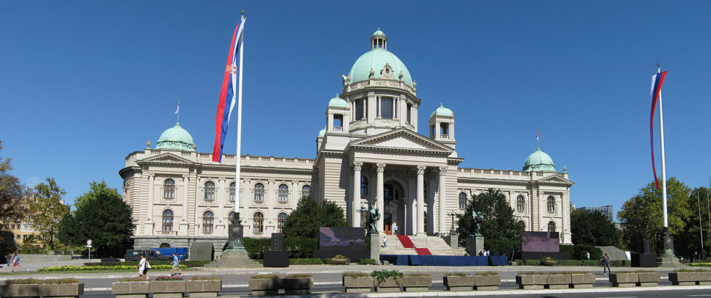 The National Assembly of Serbia (via wikipedia)