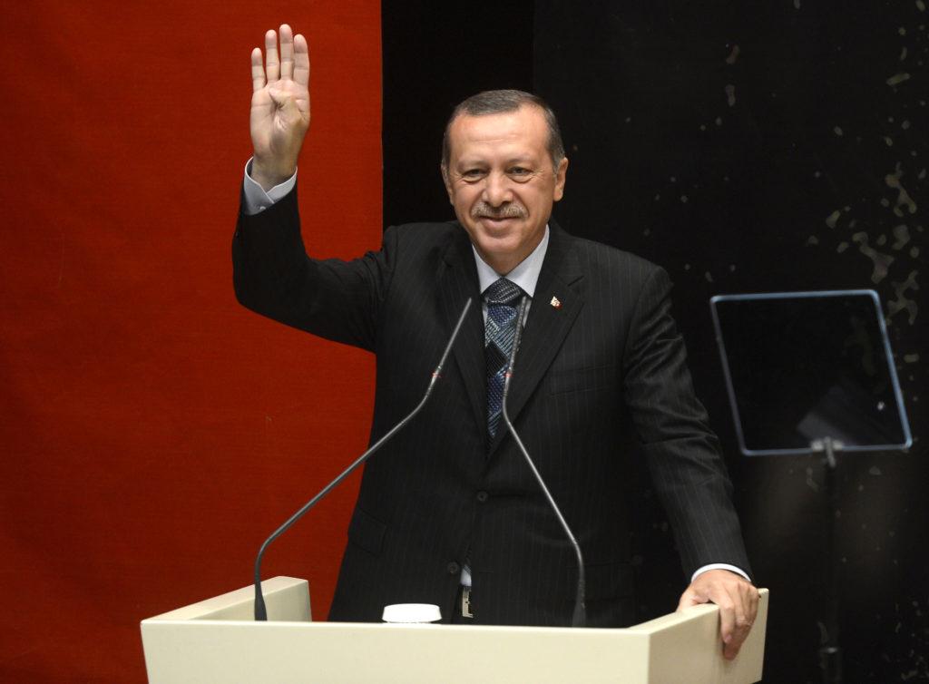 Recep Tayyip Erdogan - The President of Turkey (Image: en.wikipedia.org)