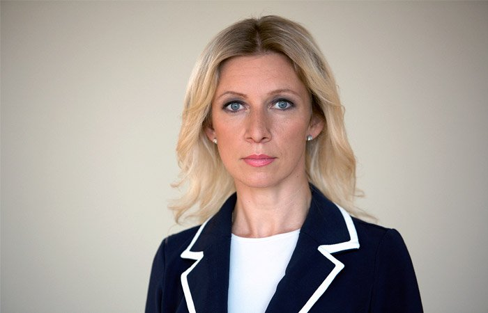 Maria Zakharova (Image:The Ministry of Foreign Affairs of the Russian Federation)
