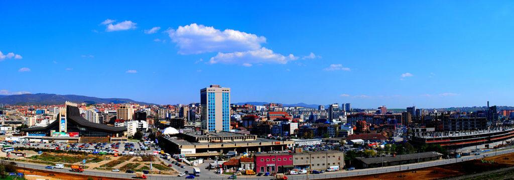 Pristina (Image by Ardianlumi/CC BY-SA 3.0)
