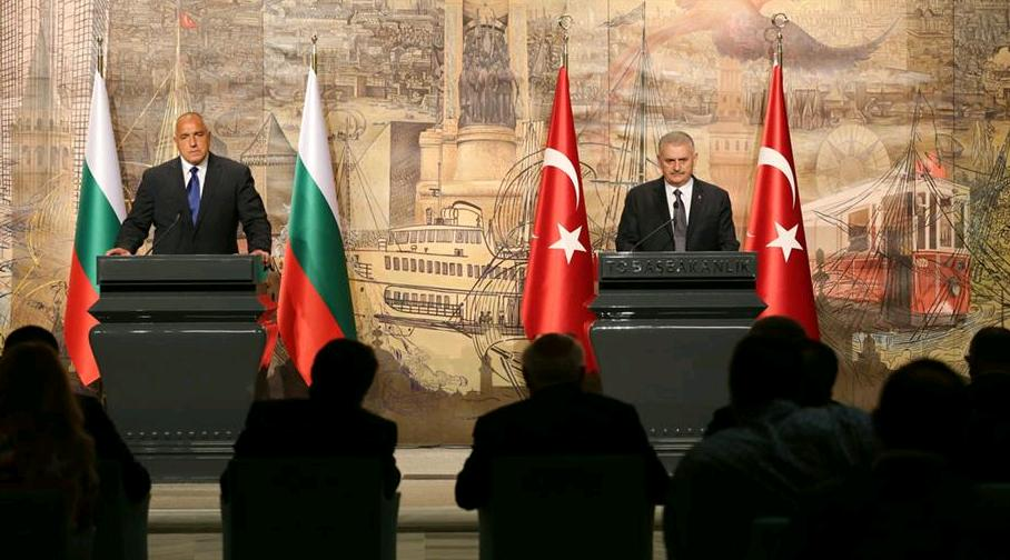 Borissov and Yildrim (Image by Turkish Prime Ministry/basbakanlik.gov.tr)