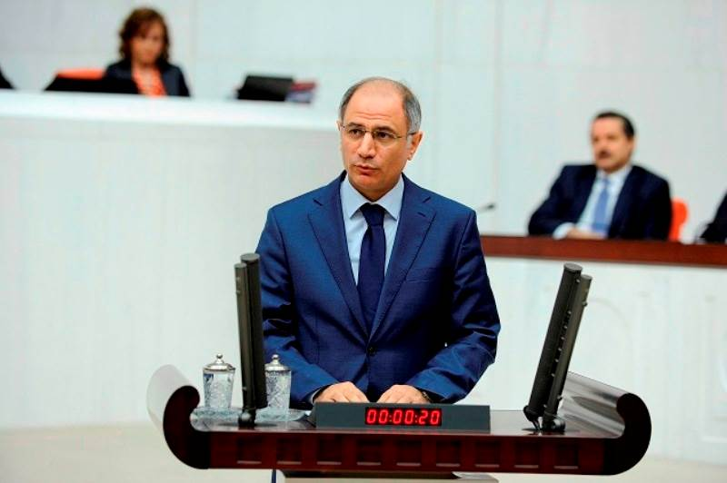 Turkish Interior Minister Efkan Ala (Image by Turkish Interior Ministry/icisleri.gov.tr) coup aftermath