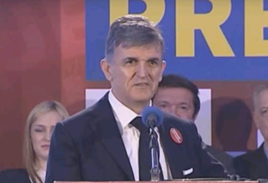 Svetozar Marovic (Image: screenshot)