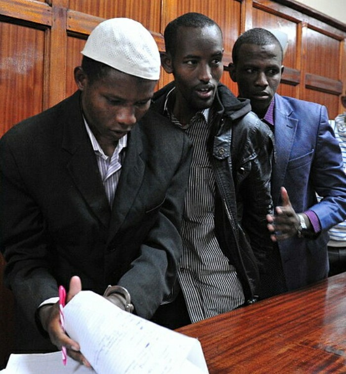 Tanzanian Linked To Garissa University Attack Mentally Unfit To Face Trial (Photo: Richard/Armedpolitics)